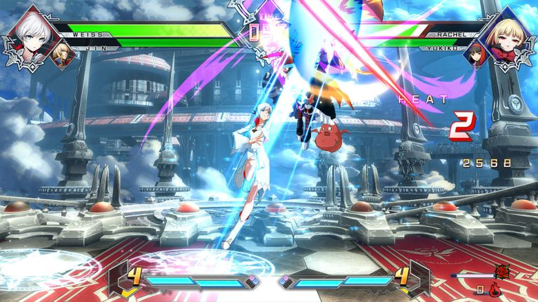 BBTAG_character_gameplay_screenshot_of_Weiss_Schnee_00001