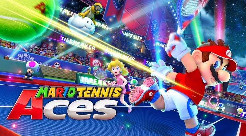 Mario Tennis Aces: A Retrospectivereview