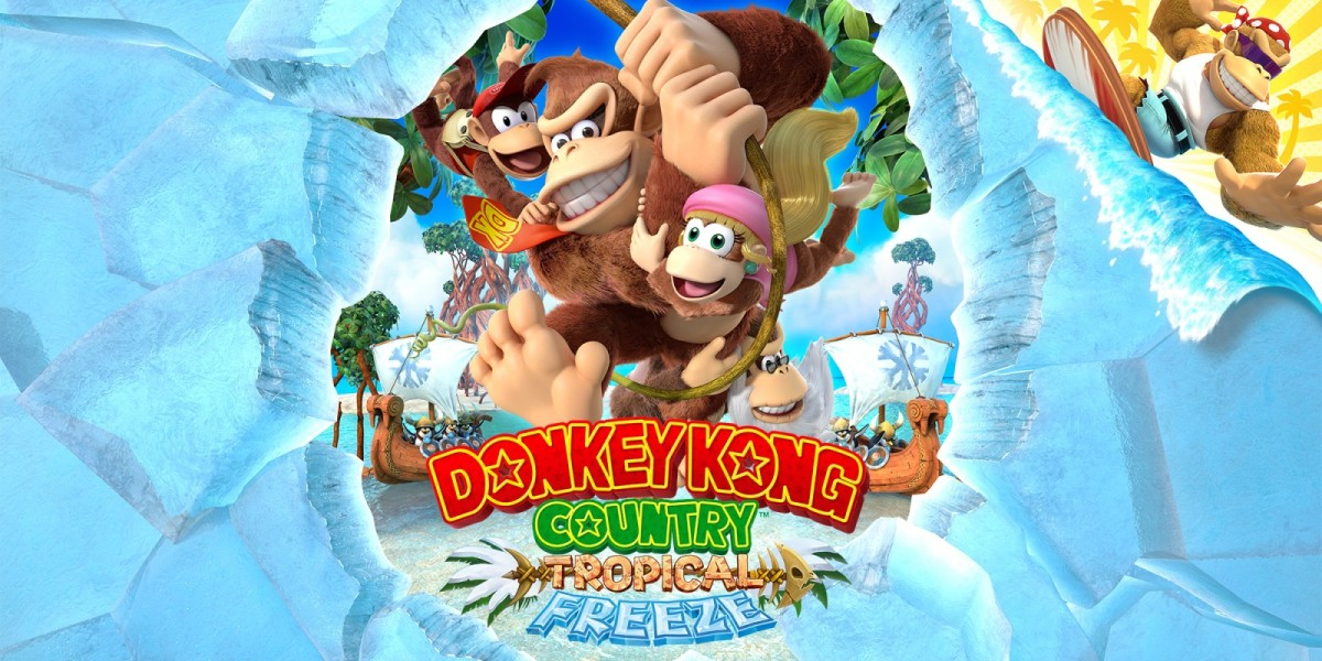 Donkey Kong Country: Tropical Freeze Review – Let's goBanana's!