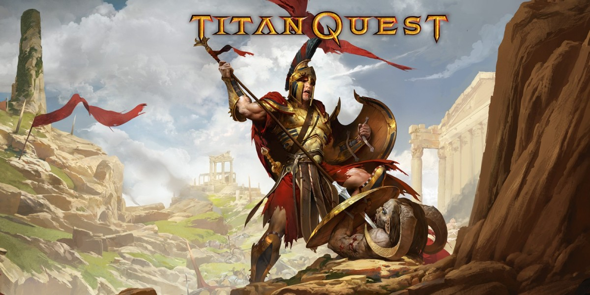 Titan Quest review - A Colossal Folly