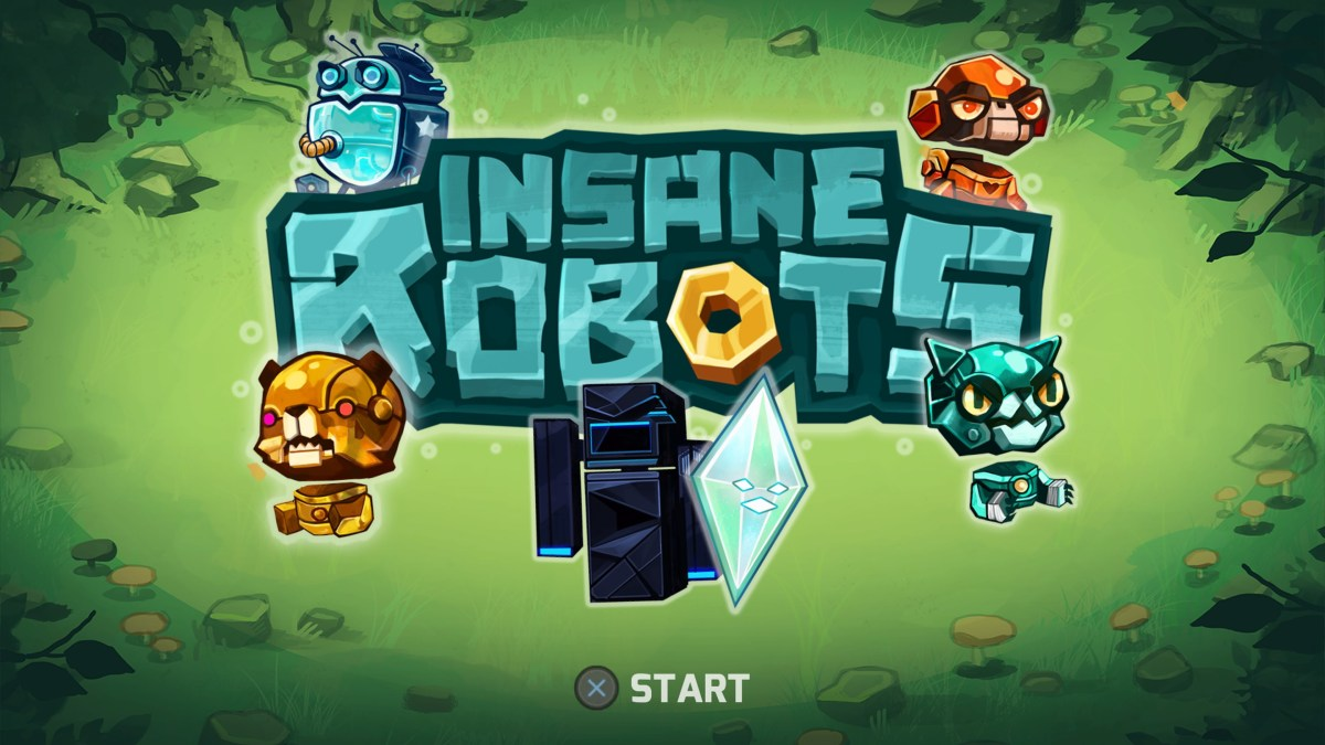 Insane Robots Review – Card Games Reinvented