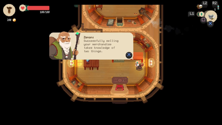 Moonlighter_First_Shop