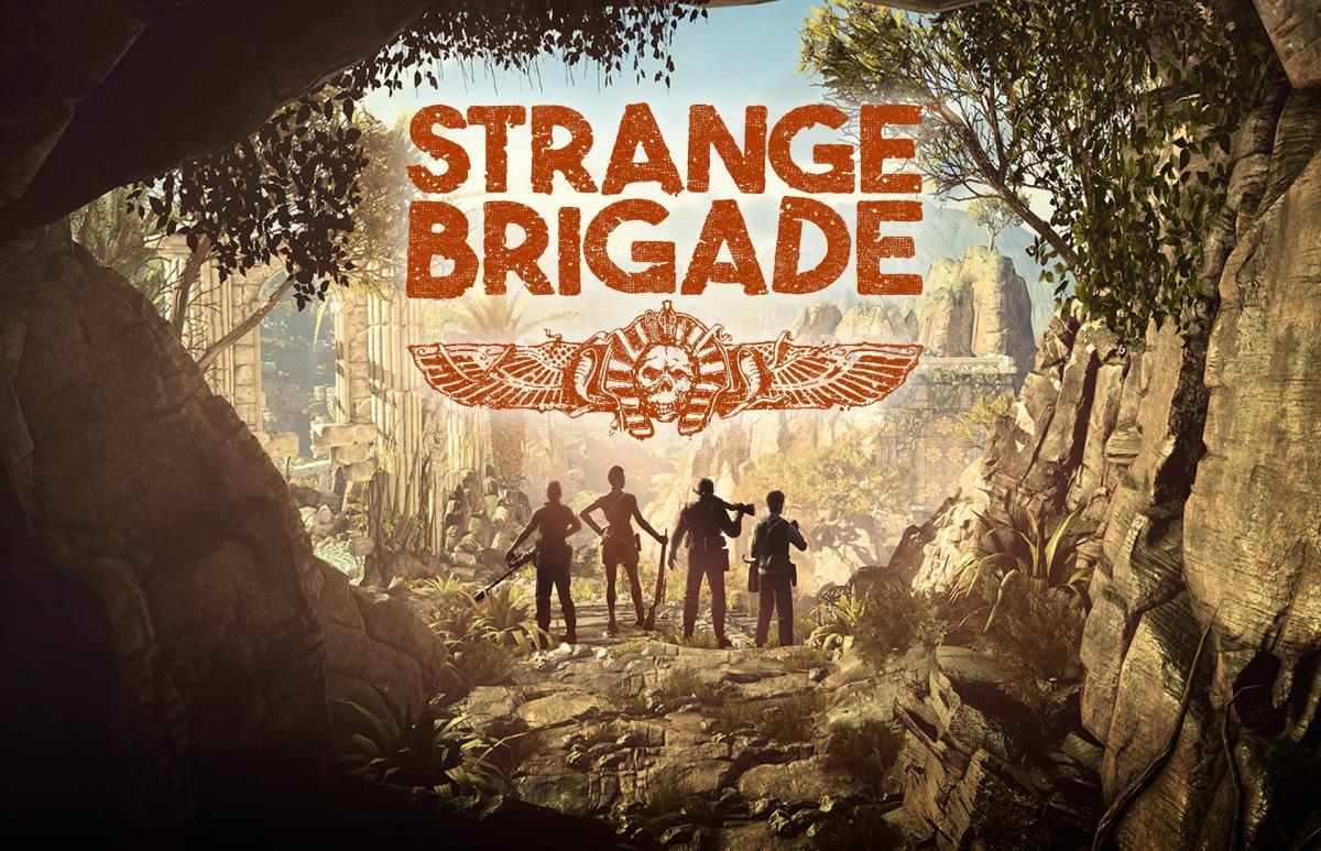 Strange Brigade review - Zombies Feat. Nathan Drake