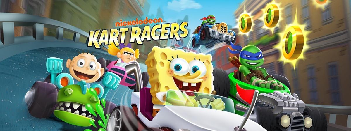 Nickelodeon Kart Racers review -Slime Time