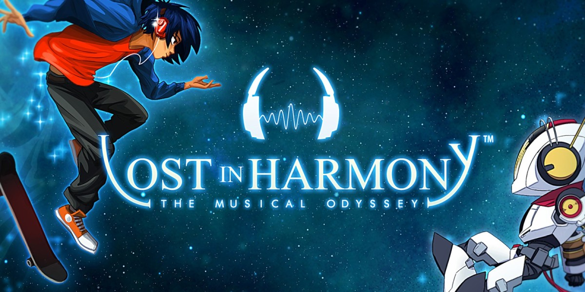 Lost in Harmony review - What Just Happened?