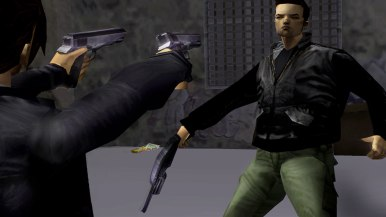 Unfortunately, poor Claude cannot compare to Naughty Dog's dynamic duo.