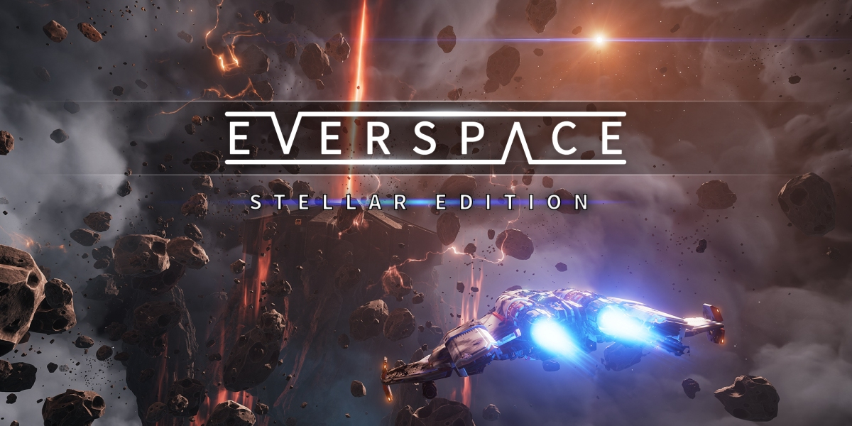 Everspace: Stellar Edition review - Handheld Dogfighting
