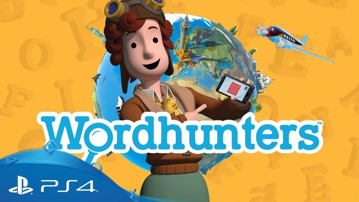 Image result for Wordhunters - PEGI 3+ PlayStation 4