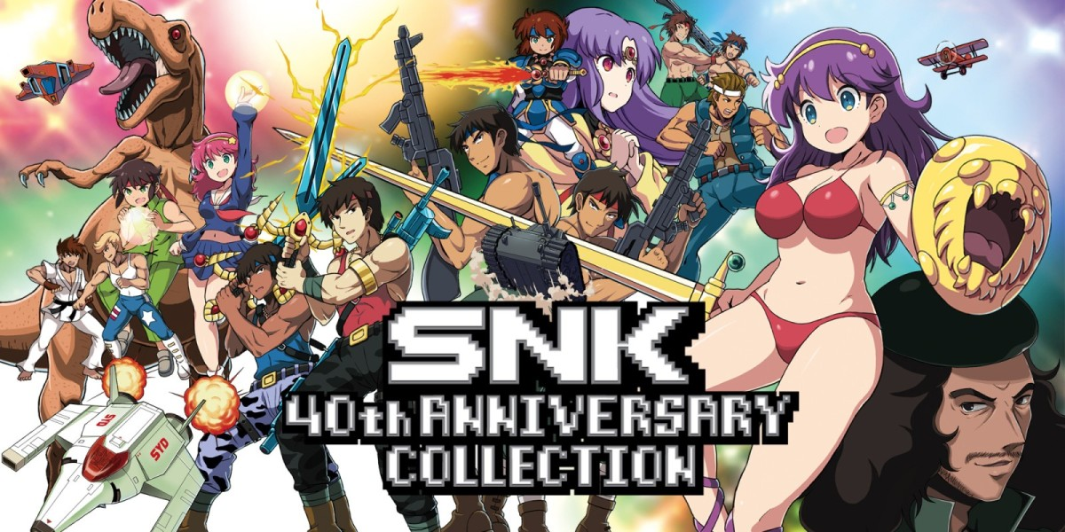 SNK 40th Anniversary review- an Essential Slice of History (Pt 1)