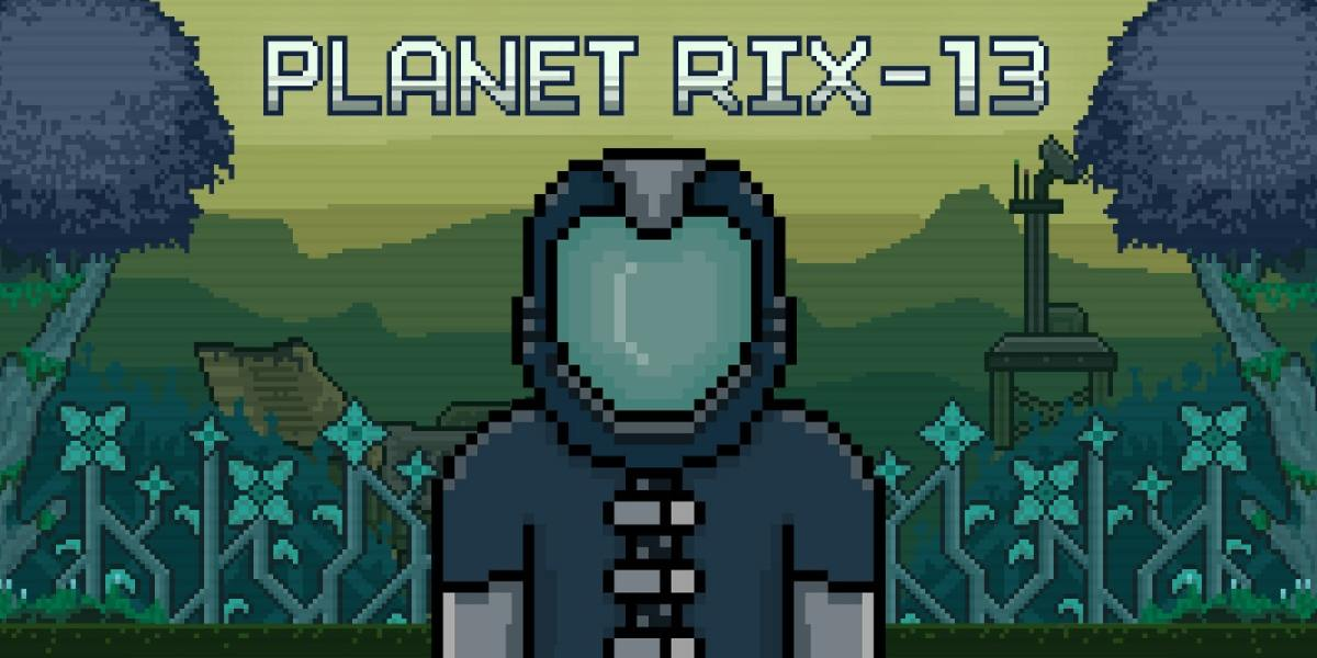 Planet Rix-13 review - Empty Achievements