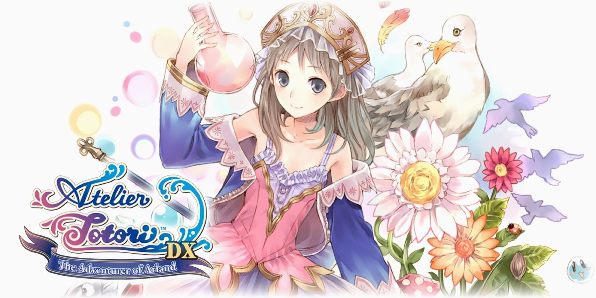 Atelier Arland series Deluxe Pack – Switch review (Pt2)