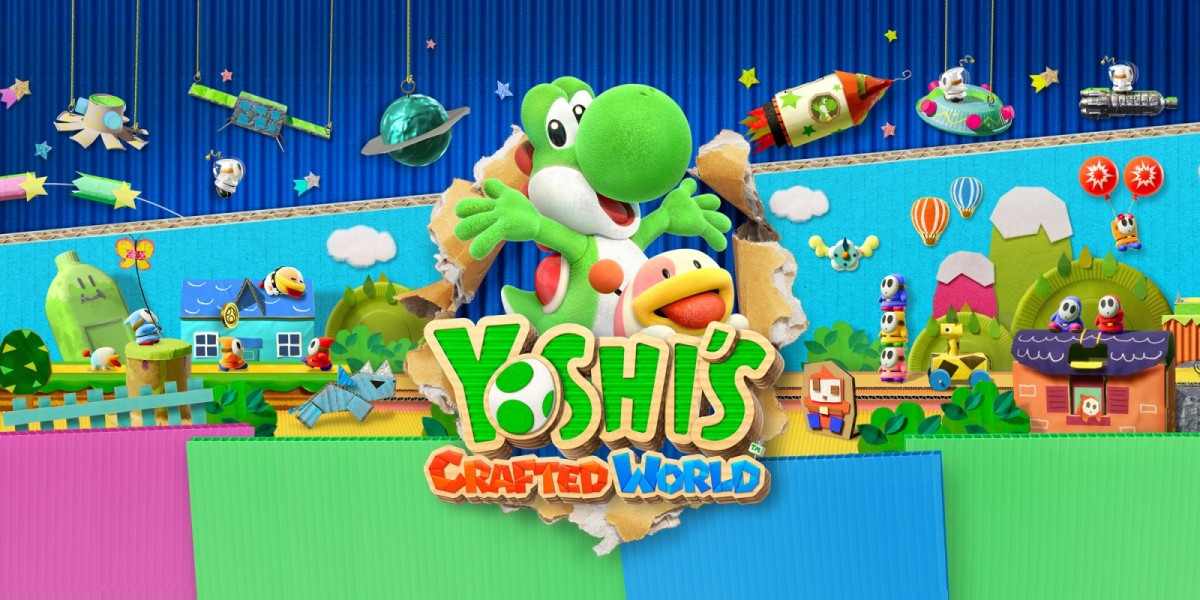 Yoshi's Crafted World review – A CraftyPlatformer