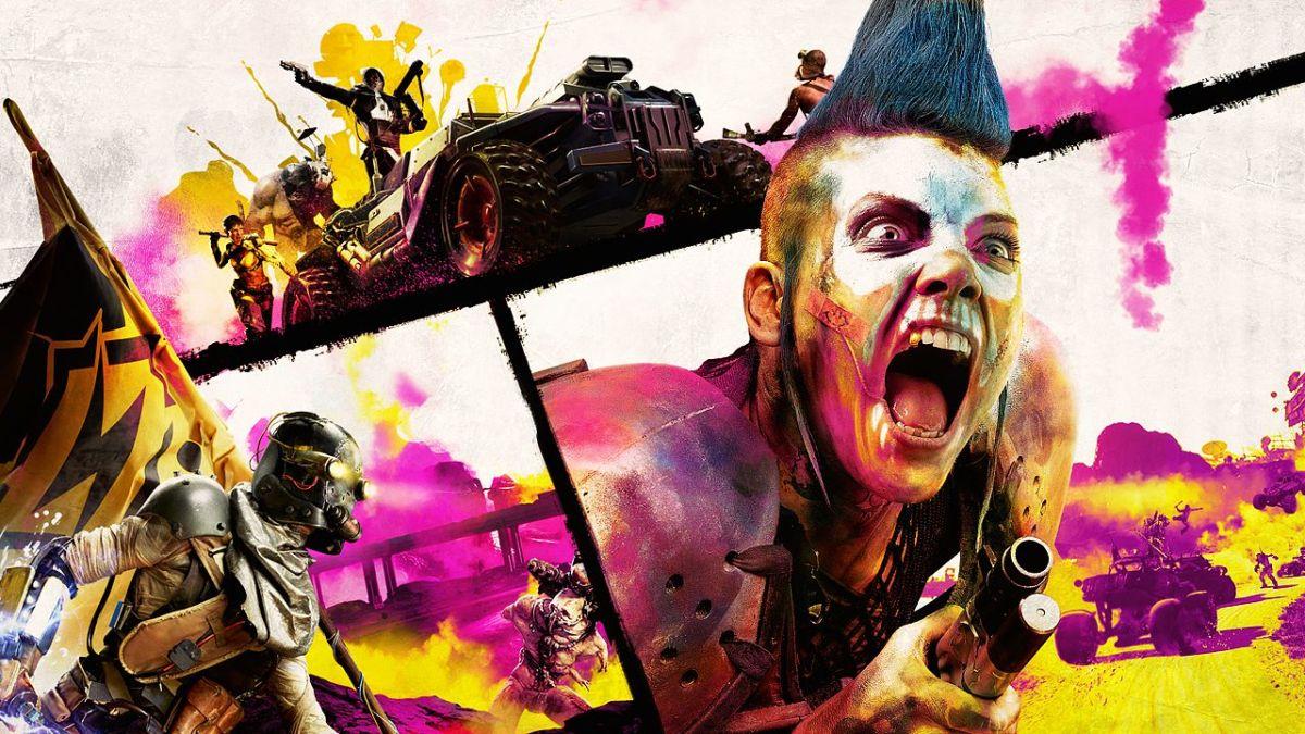 Rage 2 review – A FlourescentWasteland